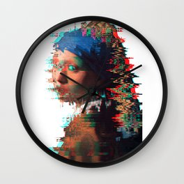 The Girl who...2 Wall Clock