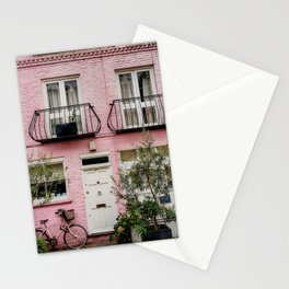 Notting Hill, London England Stationery Cards