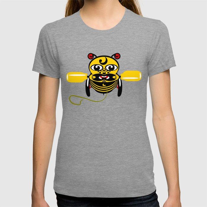 Hei Tiki Bee Toy T-shirt