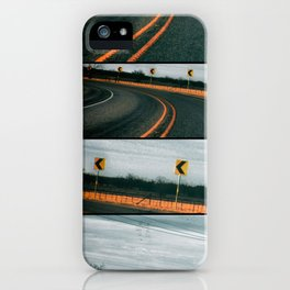 Crazy Long Drives iPhone Case