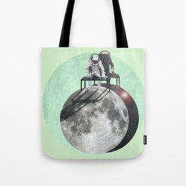 Float the Beat Tote Bag