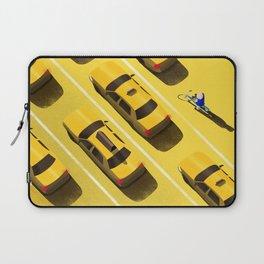 New York Cabs Laptop Sleeve