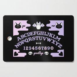 Cute Ouija // Pastel Cutting Board