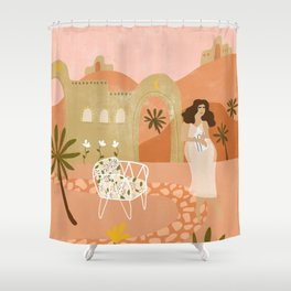 Safari Home Shower Curtain