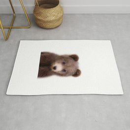 Bear Cub Rug