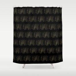Night Fog Shower Curtain