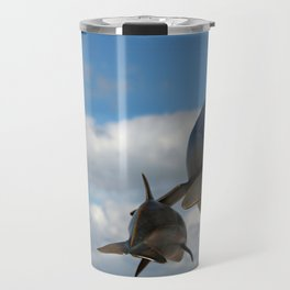 Vaquitas in the Clouds Travel Mug