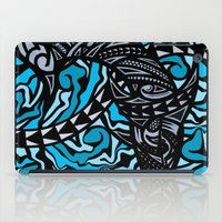 shark iPad Cases featuring Shark by Lonica Photography & Poly Designs
