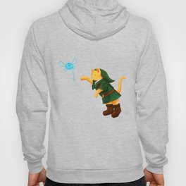 Kitty Link &  Yarn Navi  Hoody