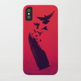 Bullet Birds iPhone Case