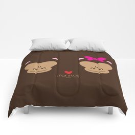 Monitos Comforters