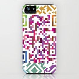 QR codes iPhone Case
