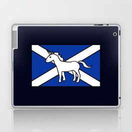 Unicorn, Scotland's National Animal Laptop & iPad Skin