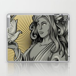 Aphrodite Laptop & iPad Skin