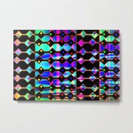 Colorandblack series 675 Metal Print