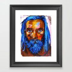 My Personal Jesus Framed Art Print