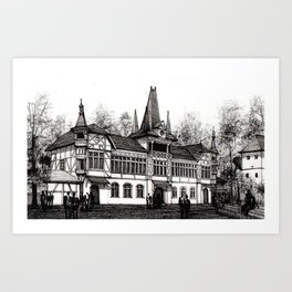 Olimpia Art Print