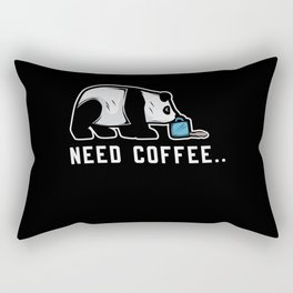 Coffee - Need Coffee Rectangular Pillow