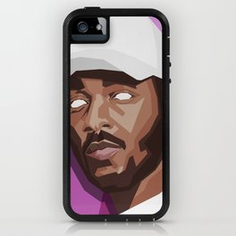 Kendrick Lamar pop art iPhone Case