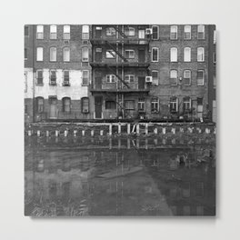 Not Venice Metal Print
