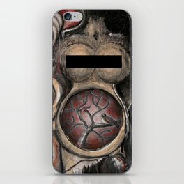 The late bird gets the $&@% iPhone Skin
