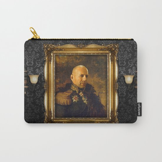 Bruce Willis - replaceface Carry-All Pouch