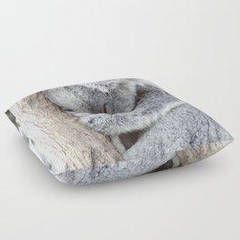 Sleeping Koala Floor Pillow