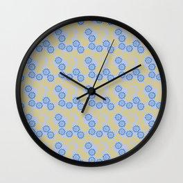 Japanese Pattern 17 (FINAL!) Wall Clock