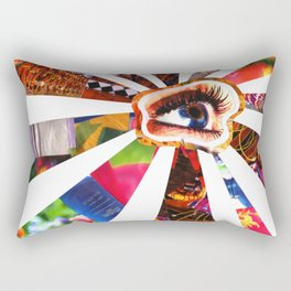 Eye (Olho) Rectangular Pillow