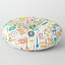 Get Crafty Floor Pillow