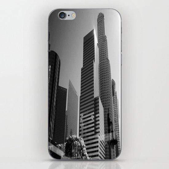 Los Angeles Skyscrapers iPhone & iPod Skin