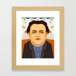 Diego Rivera Framed Art Print