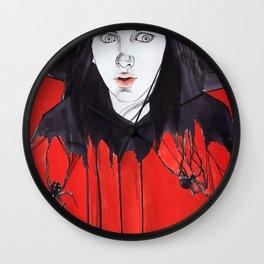 Lydia Wall Clock