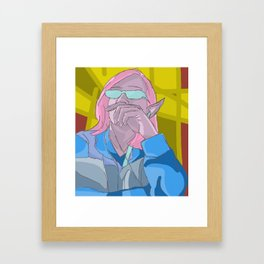 couldnt kill it could we Framed Art Print