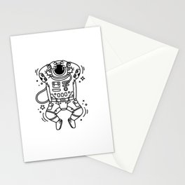 Cosmic Stranger 3 Stationery Cards