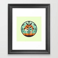 acquario Framed Art Print