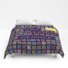 This is the Day that the Lord has Made Comforters
