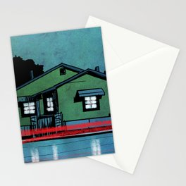 Nightscape 05 Stationery Cards