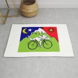 Lsd Bicycle Rug