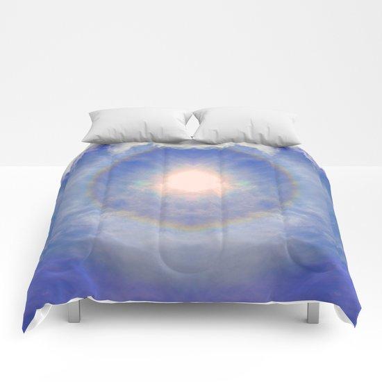 Eye of Light Comforters