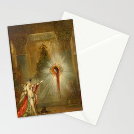 """Gustave Moreau """"The Apparition"""" (1876-1877) Stationery Cards"""