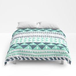 Winter Stripe Comforters