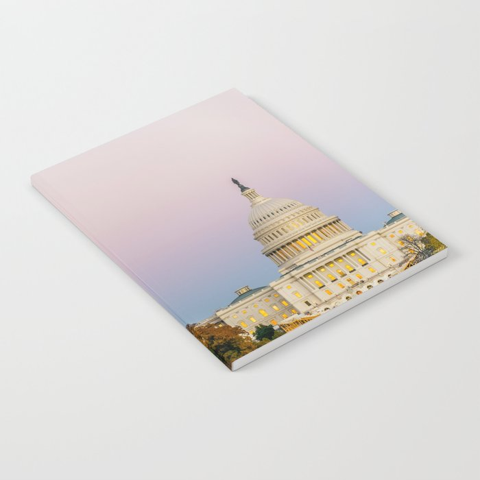 Sunrise Moon Notebook