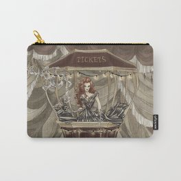 Midnight Circus: tickets Carry-All Pouch