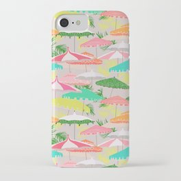 Palm Springs - poolside iPhone Case