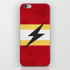 Flash of Color iPhone & iPod Skin