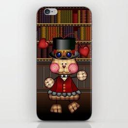 Steam Punkie iPhone Skin