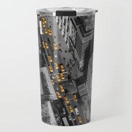 NYC from above Travel Mug