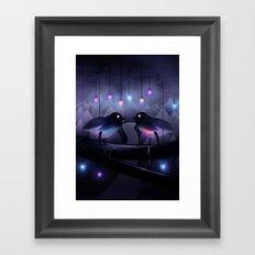Disco Love (Revamp) Framed Art Print