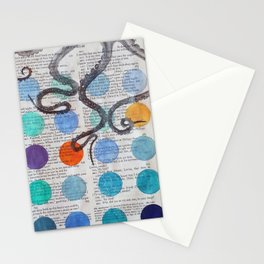 On Such a Full Sea Stationery Cards